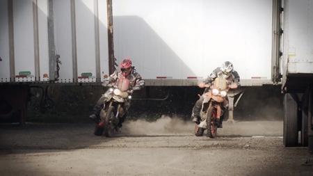 The Raiden Files: un viaje de Portland a Dakar en moto