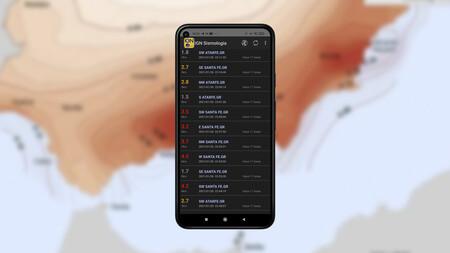 Cómo saber los terremotos que ha habido en tu zona y recibir notificaciones de los sismos