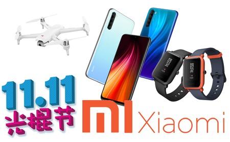 Las mejores ofertas de tecnología Xiaomi previas al Singles Day o Día del Soltero en GearBest, AliExpress y Banggood