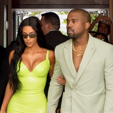 El look de boda de Kanye West que no debes intentar en casa