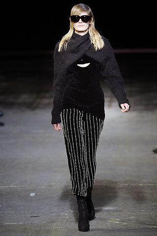 Foto de Alexander Wang, Otoño-Invierno 2010/2011 en la Semana de la Moda de Nueva York (14/20)
