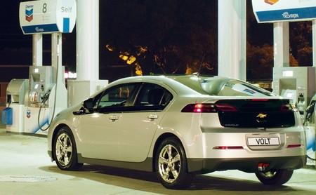 Los conductores de Chevrolet Volt hacen ya el 74% de los kilómetros sin gasolina