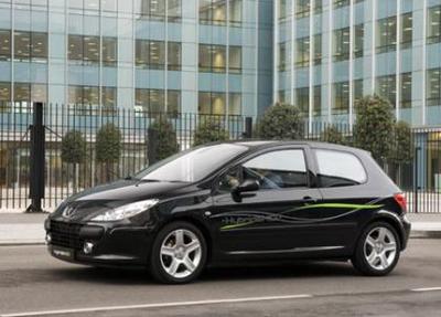 Peugeot 307 Hybride HDi, la apuesta del león en el Challenge Bibendum