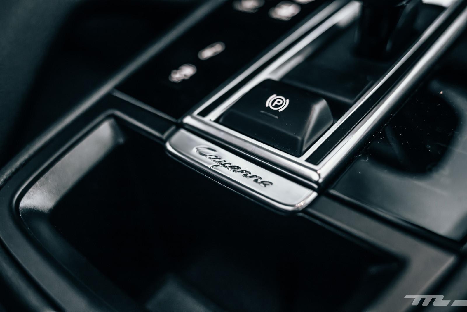 Foto de Porsche Cayenne S (prueba) (32/33)