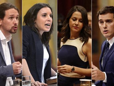 Huelga feminista: así se posicionan PP, PSOE, Cs, Podemos y los distintos sindicatos ante el 8M