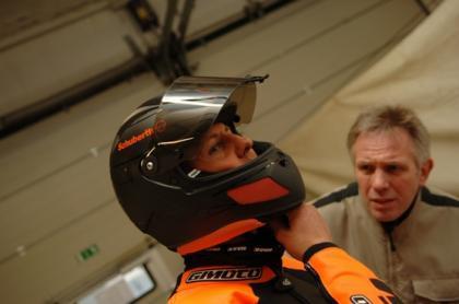 Schumacher no para quieto