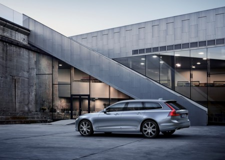 Volvo V90 Official Unveiling 3