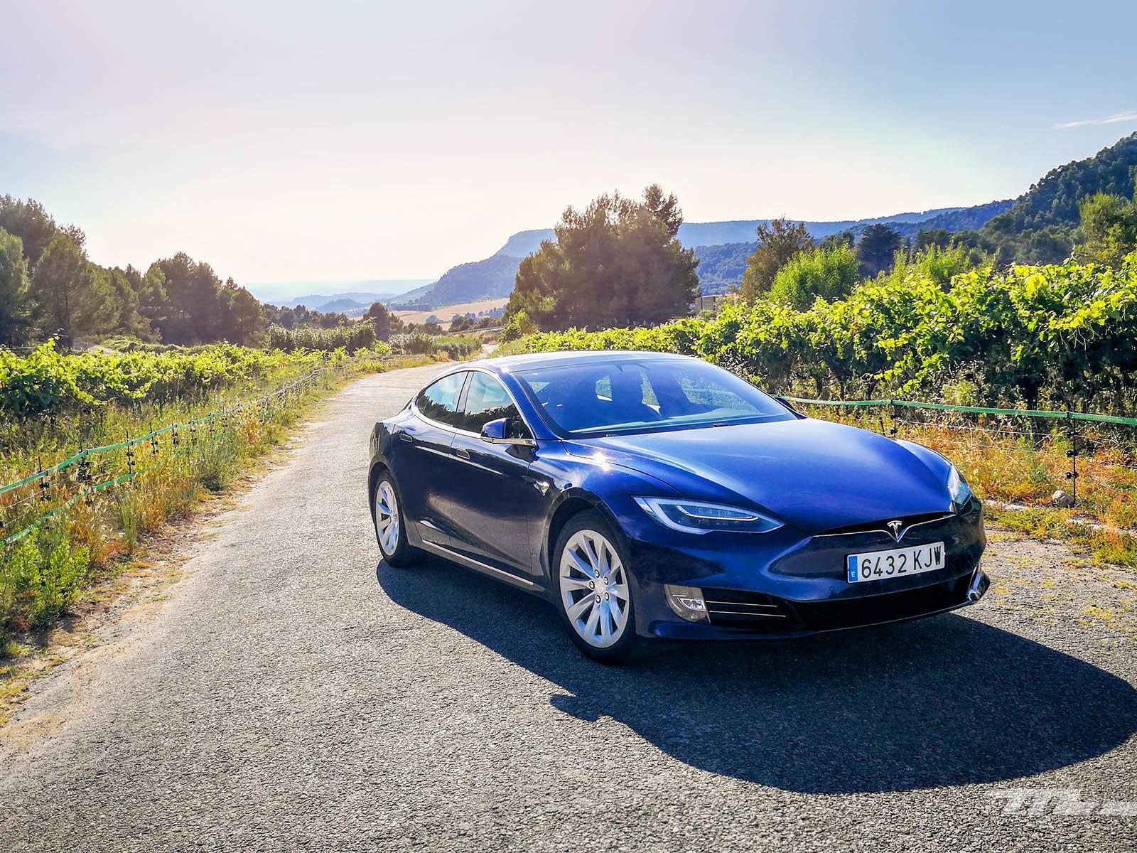 Foto de Tesla Model S 100D prueba (12/17)