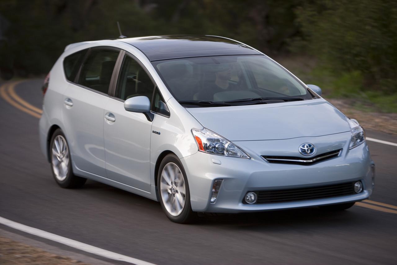 Foto de 2011 Toyota Prius v (31/77)