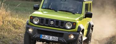 El nuevo Suzuki Jimny se postula como el todoterreno más barato del mercado desde 17.000 euros