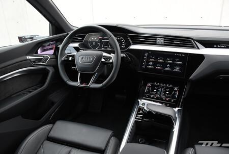 Audi E Tron Auto Sin Espejos Mexico Precio 13