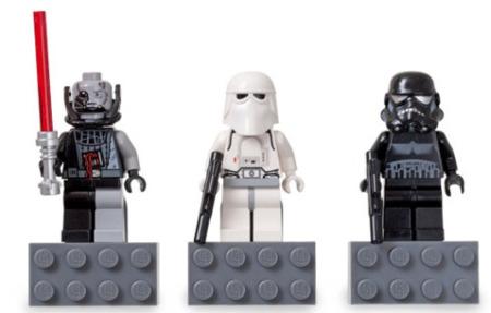 Imanes Lego de Star Wars