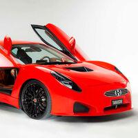 Taraschi Berardo, un exclusivo y artesanal superdeportivo híbrido enchufable de 420 CV que esconde un BMW i8