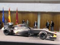 Hispania Racing Team con lo justo en Bahrain