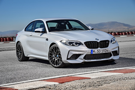 BMW M2 Competition delantera