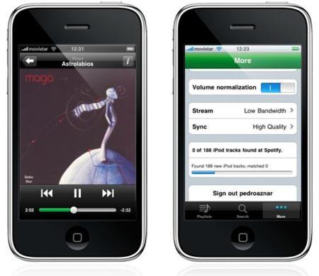 Spotify renueva su aplicación para iPhone con más de 15 funcionalidades nuevas