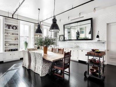 Inspírate con el loft que Meg Ryan ha renovado y ahora ha puesto a la venta en el Soho de New York