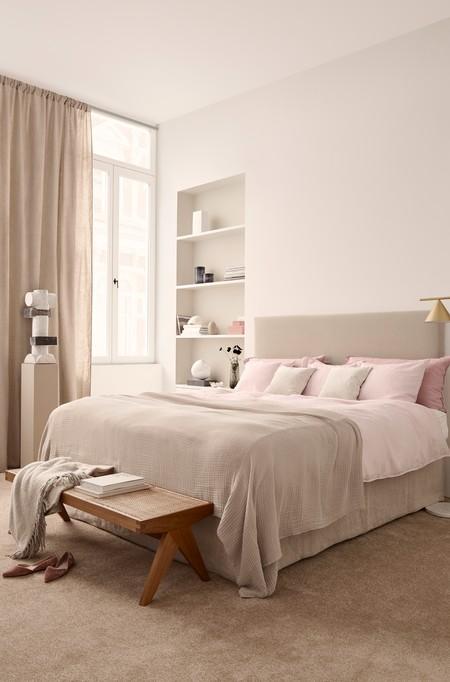 Serenidad, tonos suaves y un toque modernista son las claves para la próxima primavera en H&M Home