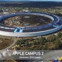 Esto está casi listo: nuevo vídeo a vista de dron del Campus 2