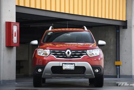 Renault Duster Motor 1 6 Opiniones Prueba Mexico 4