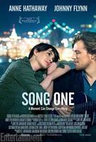 'Song One', cartel y tráiler de la nueva película de Anne Hathaway