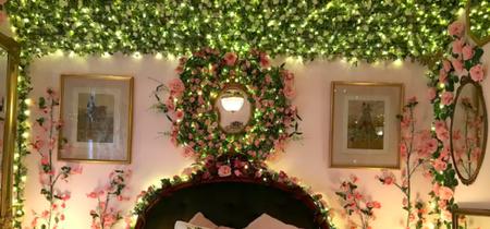 El rosa millennial empieza a convertirse en obsesión: ahora también es el protagonista de un Airbnb increíblemente romántico