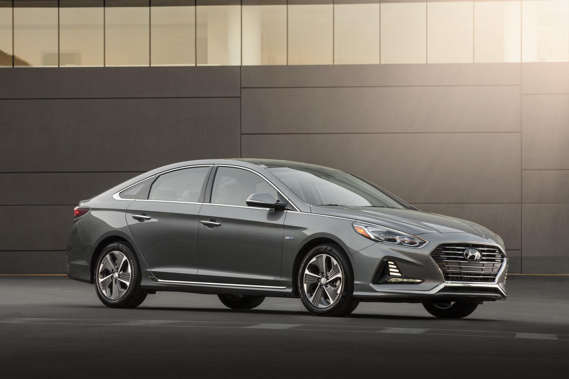 Foto de Hyundai Sonata Hybrid 2018 (4/22)