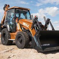 La CASE 580 EV es la primera excavadora 100% eléctrica, y promete ser el inicio de obras más silenciosas
