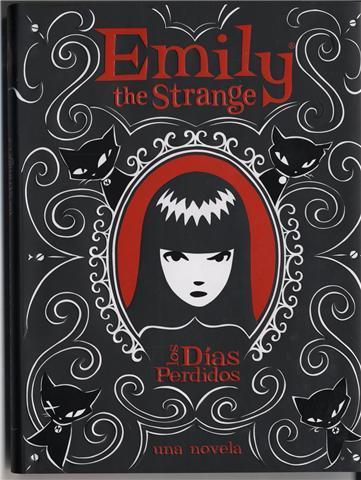 'Los días perdidos', la primera novela de Emily the Strange