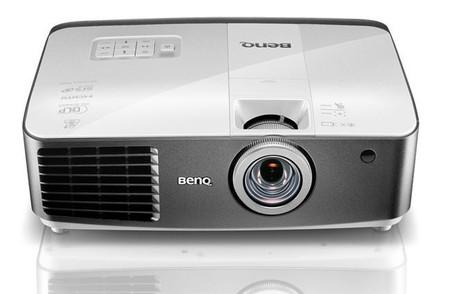 BenQ W1300 y W1400, proyección Full HD y 3D asequible para nuestros salones
