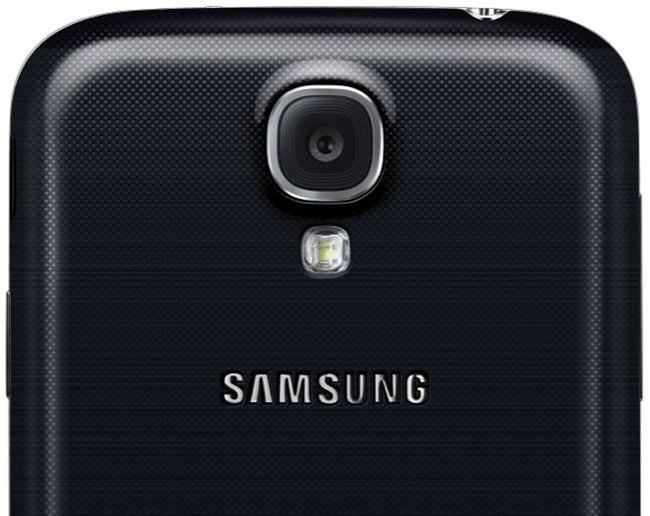 Cámara del Samsung Galaxy S4