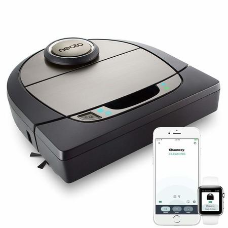 El robot de limpieza  Neato Robotics Botvac D7 Connected puede ser nuestro por 579 euros gracias a Amazon