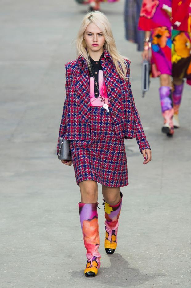 Chanel Primavera-Verano 2015 (30/65)