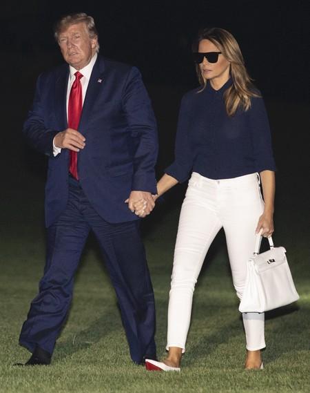 Melania Trump Look