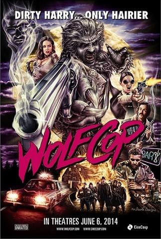 'WolfCop', tráiler y cartel de la comedia de terror