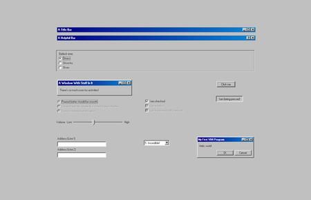 98.css: una librería open source para construir interfaces que se vean como Windows 98