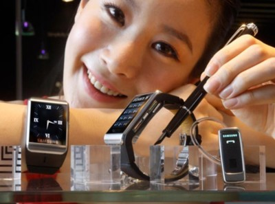 Samsung registra la marca Galaxy Gear, posible nombre de su reloj inteligente