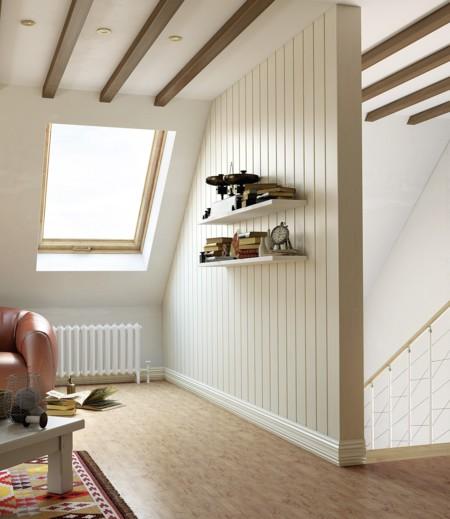 Cambia de perspectiva techos que se llevan todo el for Vigas de decoracion