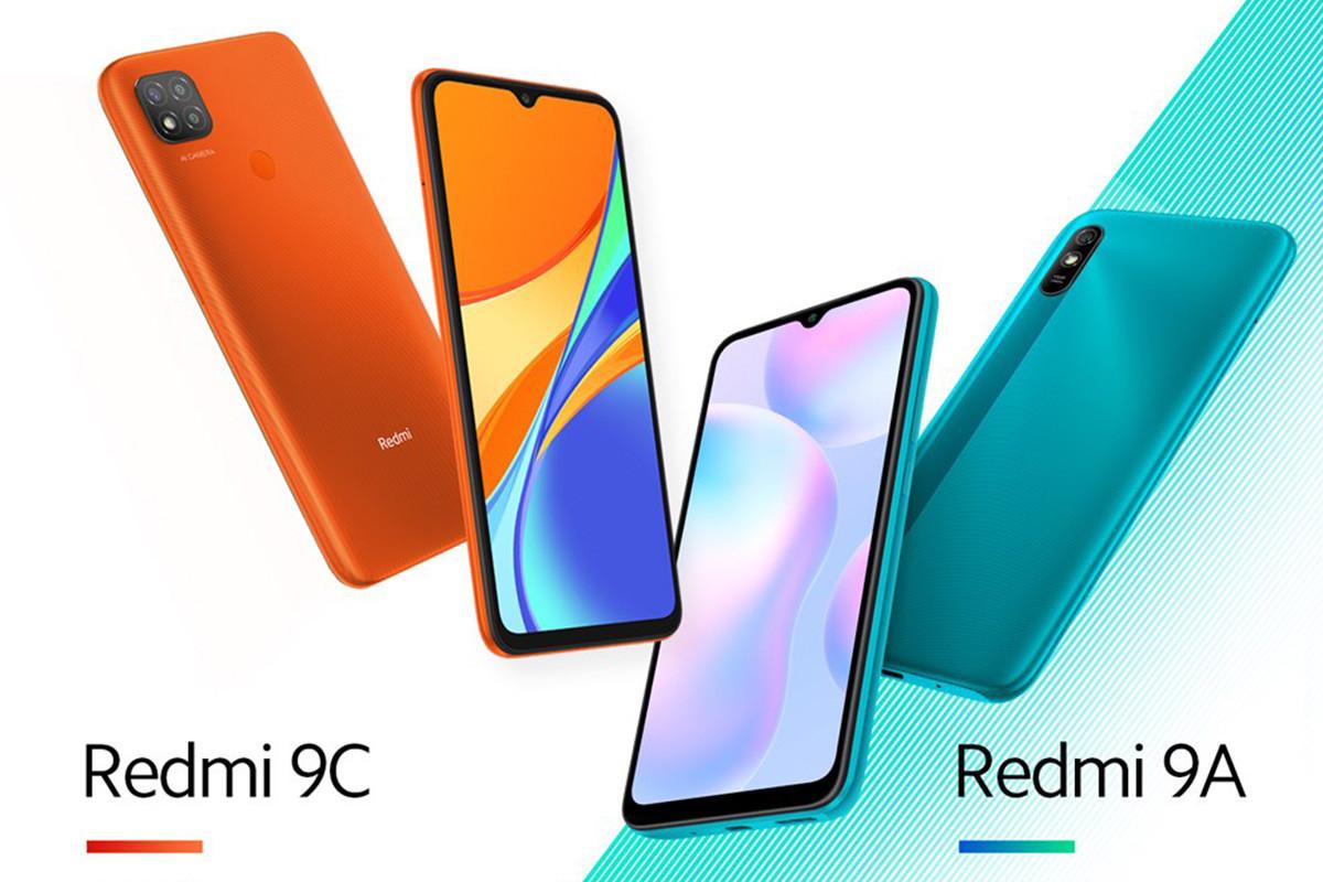 Xiaomi Redmi 9A y Xiaomi Redmi 9C
