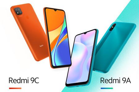 Xiaomi Redmi 9A y Xiaomi Redmi 9C: los más económicos de Xiaomi se desdoblan con una gran batería y cámara de hasta tres lentes
