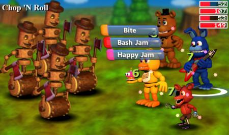Five Nights At Freddys World Batalla 2