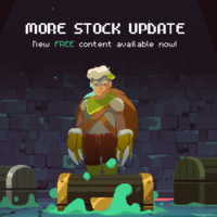 Moonlighter amplía considerablemente su contenido con la actualización gratuita More Stock