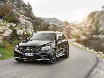 Mercedes-AMG GLC 43 4MATIC: el primer V6 de la gama es además la versión más deportiva