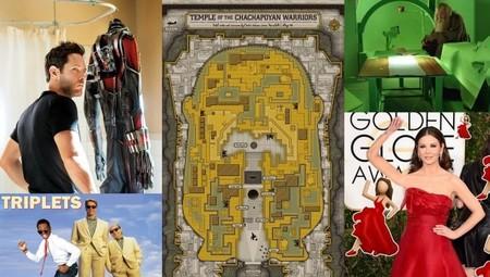 Hay más cine ahí fuera | 5-12 de enero | Sobre globos, hormigas, mapas y trillizos