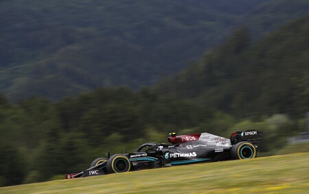 Bottas Austria F1 2021