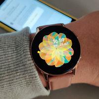 El Samsung Galaxy Watch Active2 recibirá una gran actualización con detección de caídas, mejoras en chats, VO2 max y más novedades