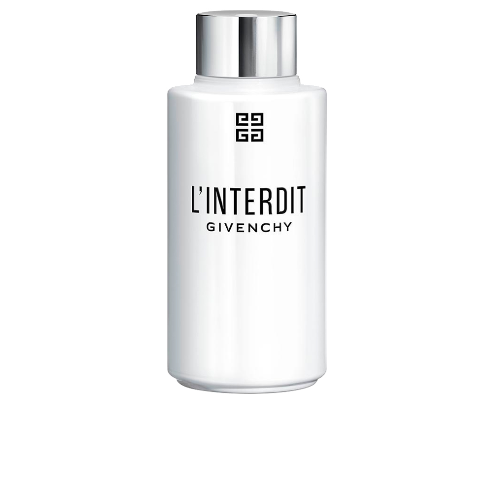 Givenchy L'INTERDIT body lotion