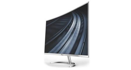 Philips mostrará en la IFA sus nuevas gamas de monitores curvos y sin marco