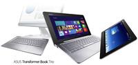 Asus Transformer Book Trio, un híbrido entre tablet, portátil y ordenador de escritorio
