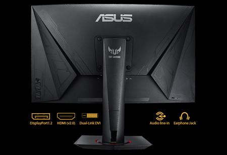 Asus Tuf Gaming Vg27vq Tras